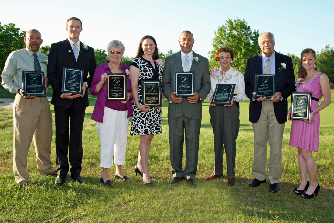 Honoring 2012 Hall of Fame inductees